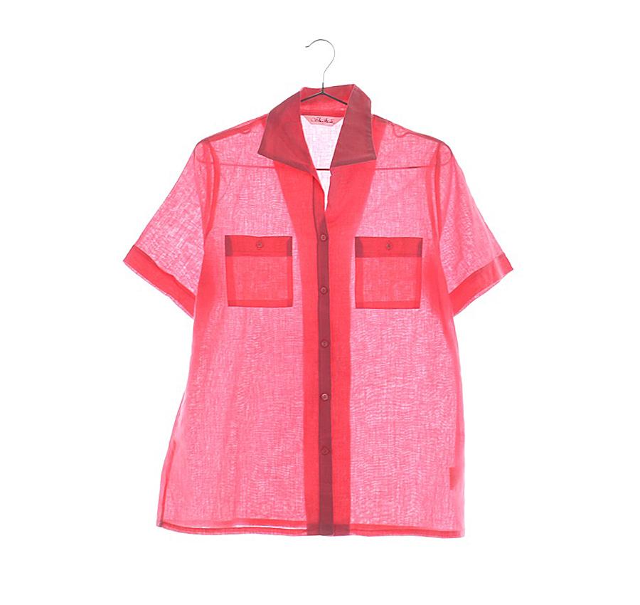 SHASHALI린넨혼방셔츠    11695n   WOMAN(M)