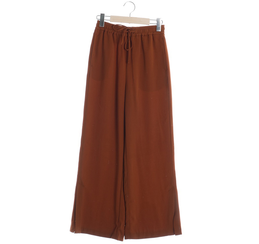 GU팬츠    16063n   WOMAN (허리단면: 33cm)