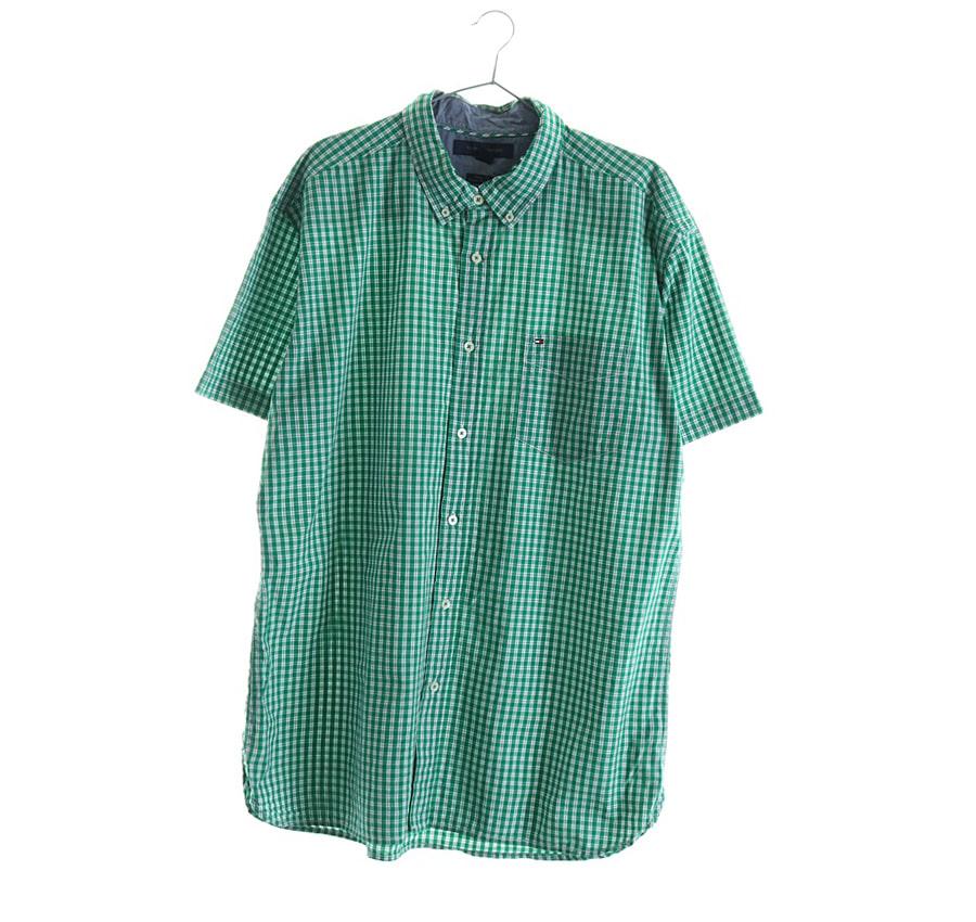 TOMMY HILFIGER반팔셔츠    16751n   UNISEX(XL)