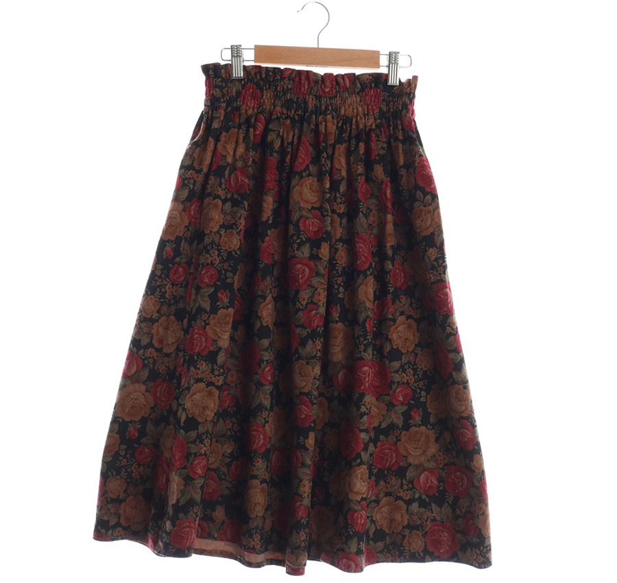 스커트    16985n   WOMAN (허리단면: 32cm)