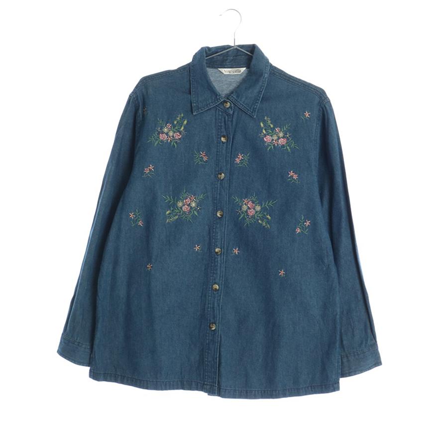 VANTICELLO셔츠    17385n   WOMAN(L)