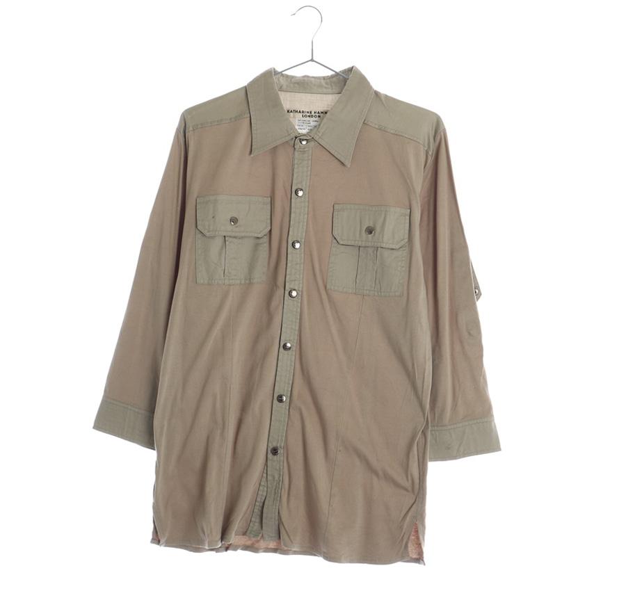 KATHARINE HAMNETT셔츠    17613n   UNISEX(S)