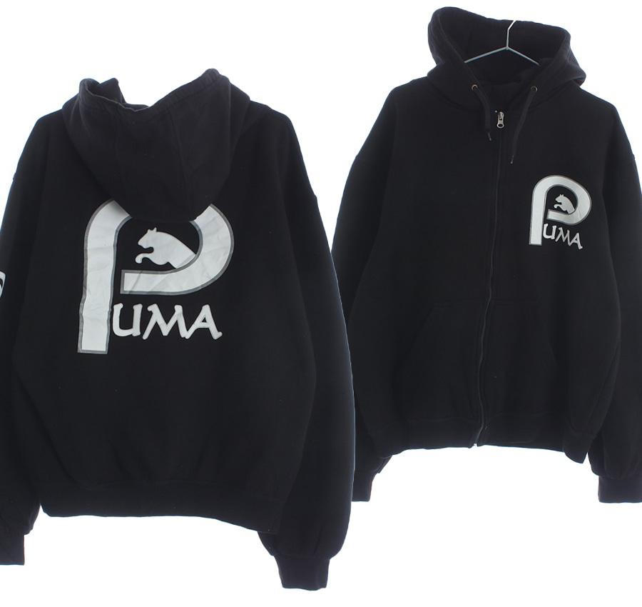 PUMA(레플)후드집업    4198e   UNISEX(L)