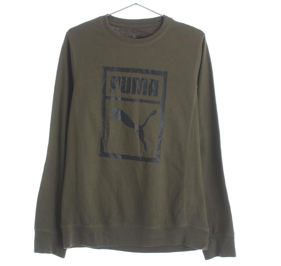 PUMA맨투맨    4207e   UNISEX(S)