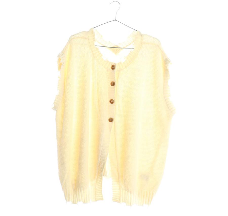 DE BAFFUBE 셔츠    4936a   UNISEX(L)