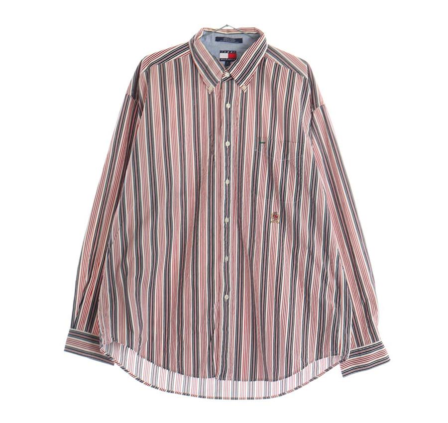 TOMMY HILFIGER셔츠    5960n   UNISEX(XL)