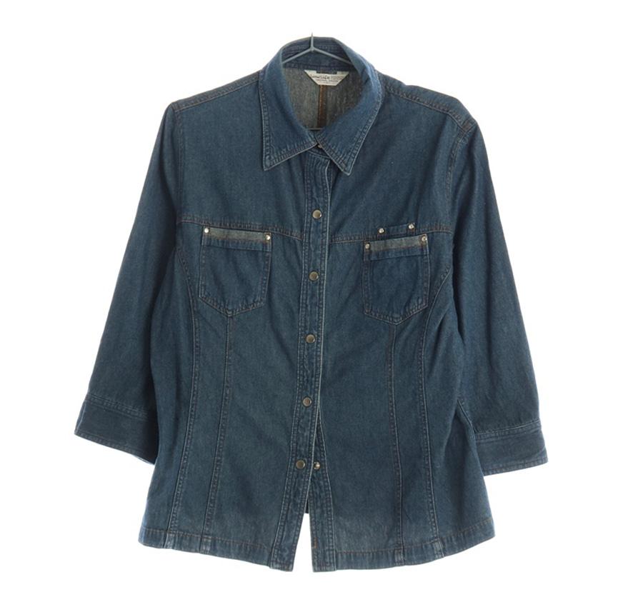 SLOW LIFE셔츠    6112n   WOMAN(L)