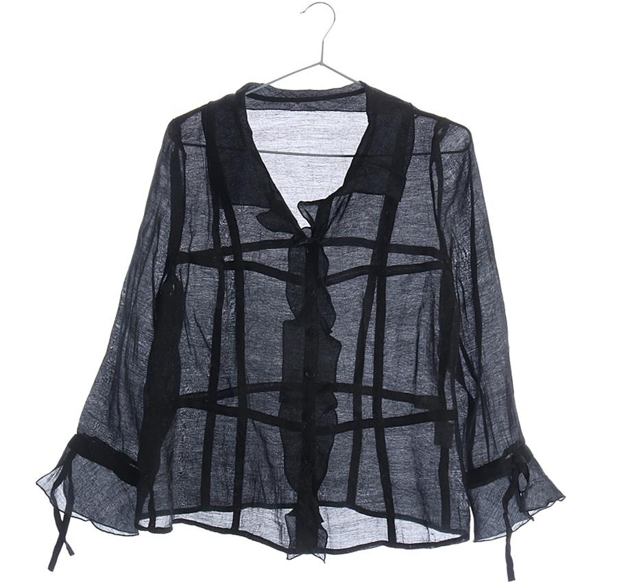 TOMMY HILFIGER니트베스트    6389a   UNISEX(XL)
