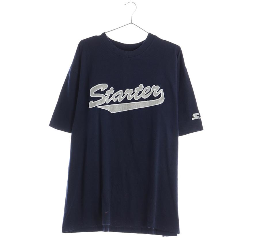 STARTER반팔티셔츠    6473n   UNISEX(XL)