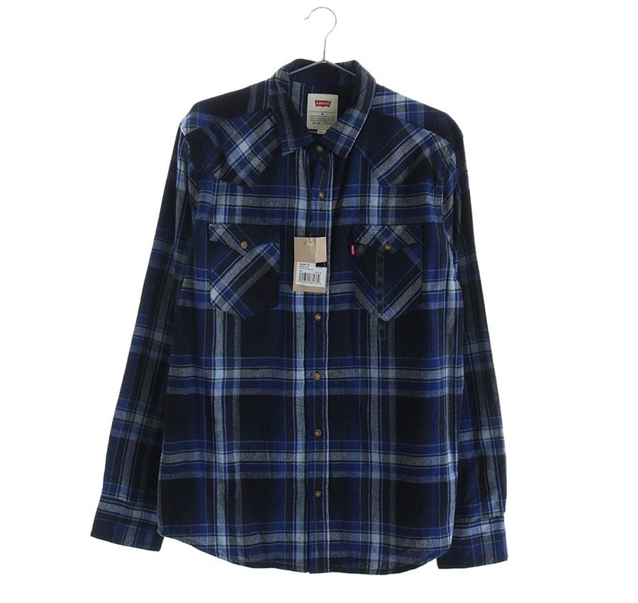 (민트급)LEVI'S셔츠    7520s   UNISEX(S)