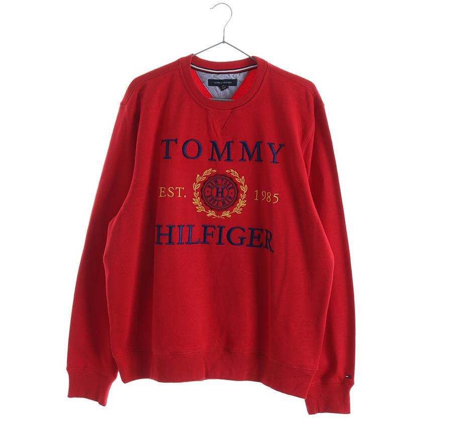 TOMMY HILFIGER맨투맨    7753s   UNISEX(L)