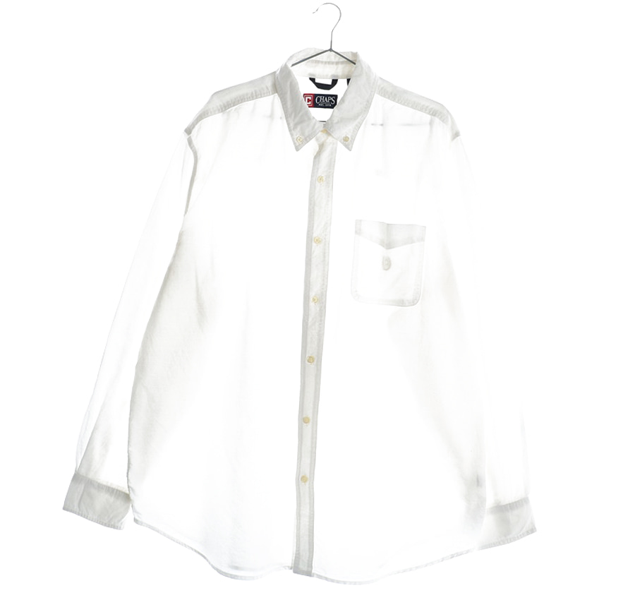 CHAPS셔츠    8348s   UNISEX(XL)