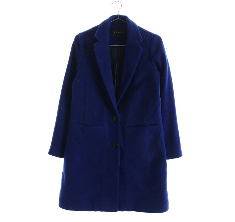 BLISS POINT코트    8709s   WOMAN(M)