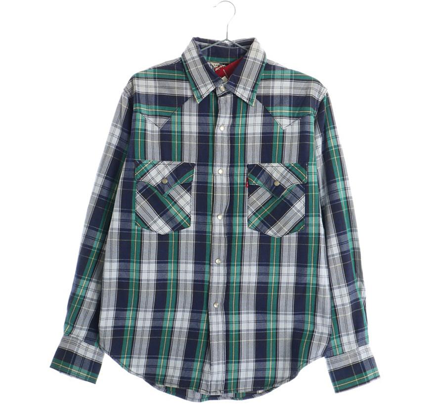 (민트급)LEVI'S셔츠    9085s   UNISEX(S)
