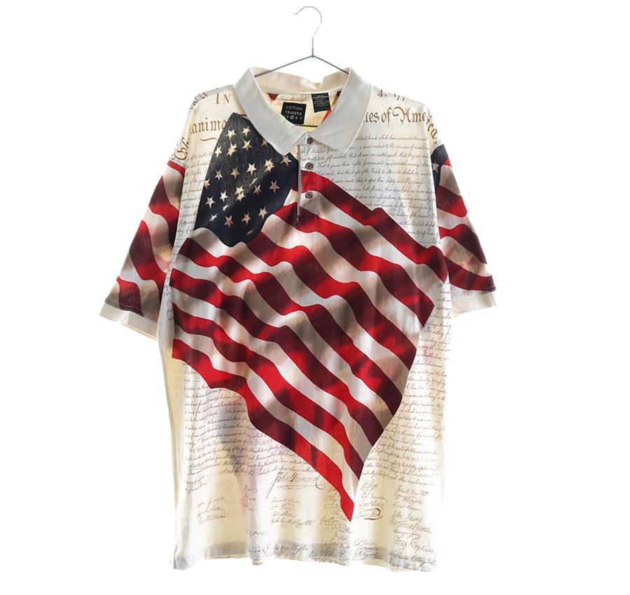 USA HANES반팔 티셔츠     14645n   UNISEX(L)