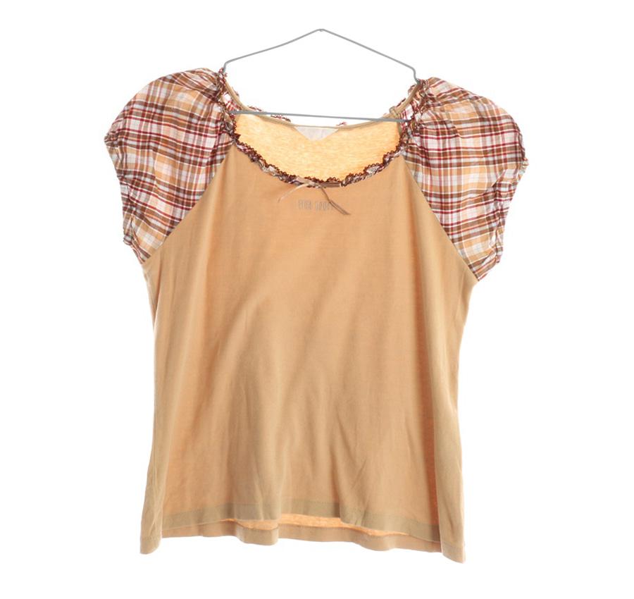 LYLE SCOTT패턴 셔츠     3516n   UNISEX(M)