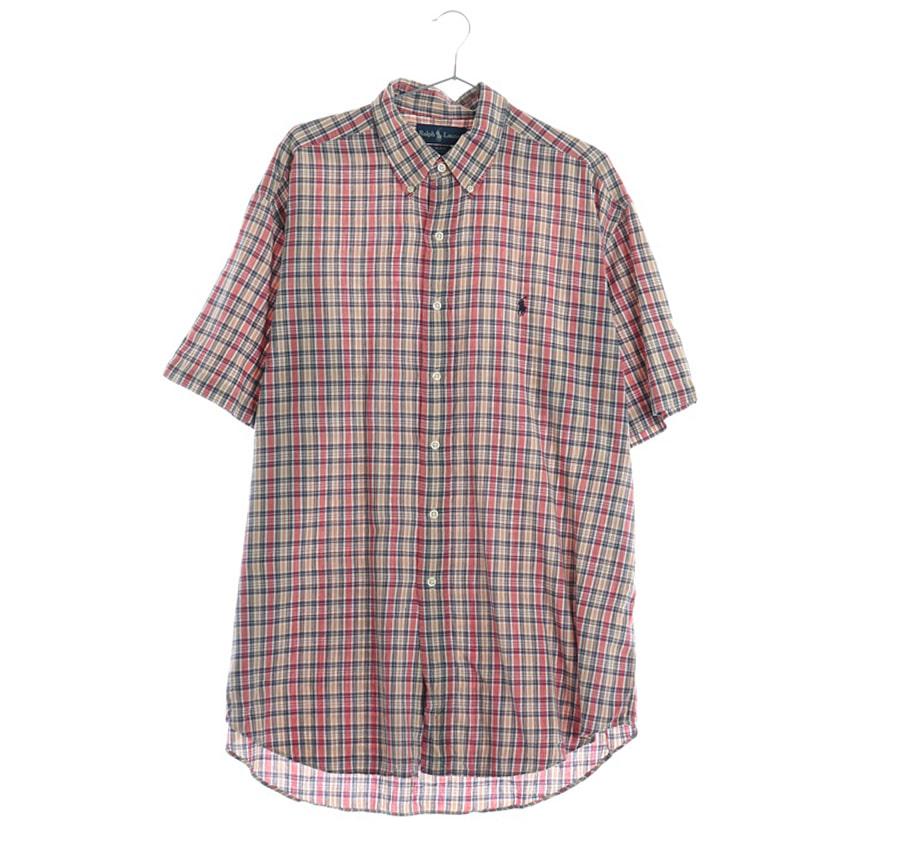 ROUSHATTE하와이안 반팔 셔츠     7928n   UNISEX(M)