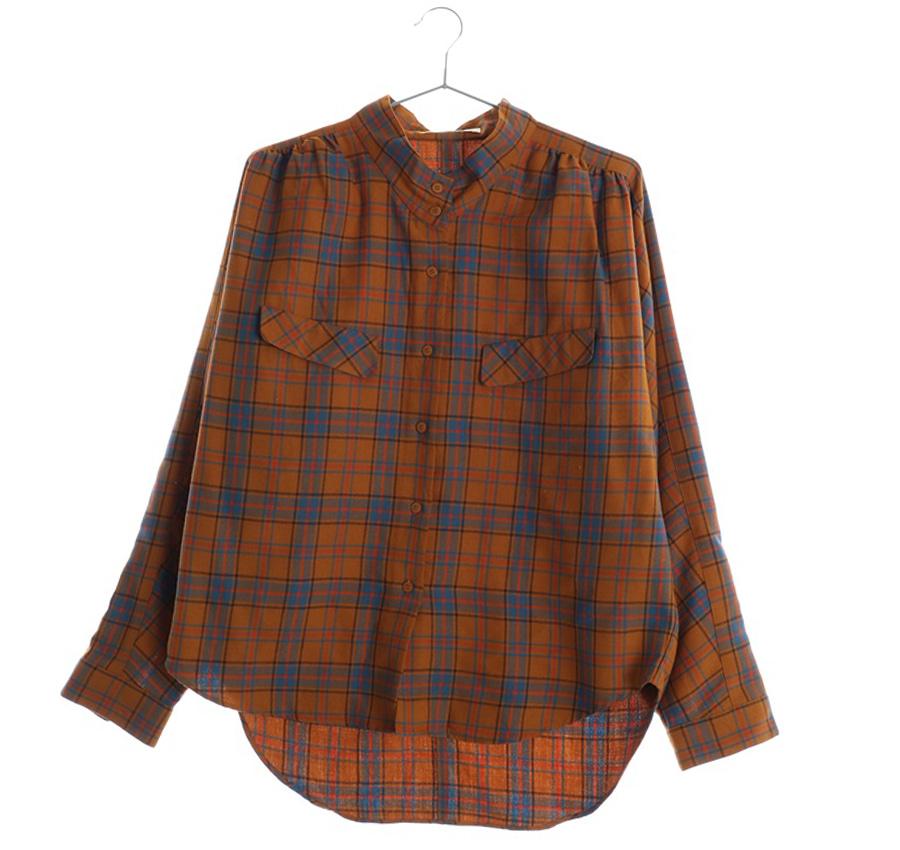 CLOSSHI린넨 셔츠     9366n   UNISEX(L)